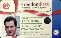 Embattled Chancellor George Osborne.