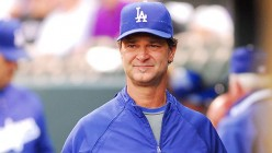 Baseball Legend Don Mattingly