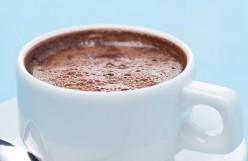 The Perfect Healthier Vegan Hot Chocolate