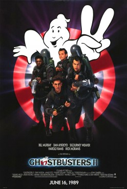 Film Review: Ghostbusters II