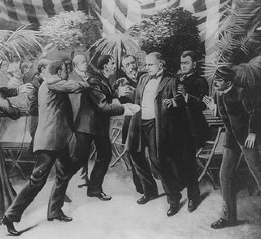 Roosevelt Took Office After The Assissination Of President McKinley