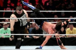 WWE RAW 03/22/16 The Good, The Bad, and The Ugly