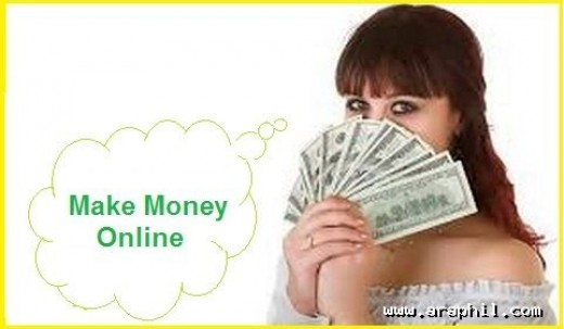 Making money online, by Filipina scammers