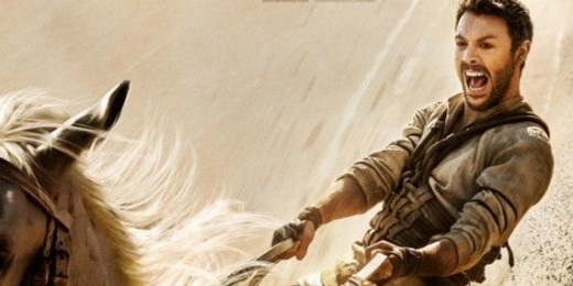Ben-Hur a Chariot racer in the 2016 movie