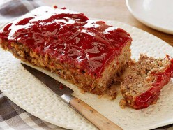 The Tastiest Meatloaf Recipe you will ever make