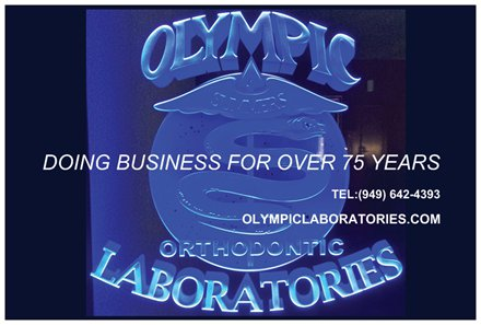 An orthodontic laboratory, Olympic Laboratories