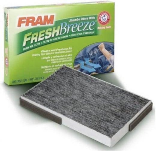 FRAM brand Car Cabin Air Filter