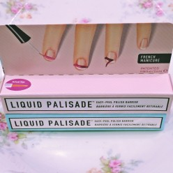 Your DIY manis, pedis will be flawless with Liquid Palisade