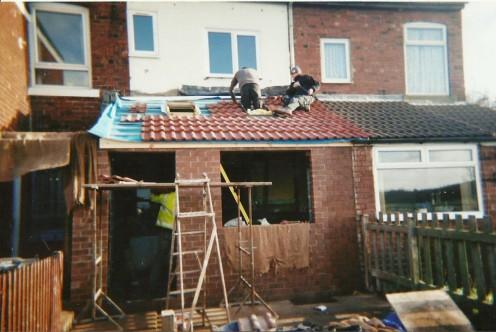 Keeping the builders in work
