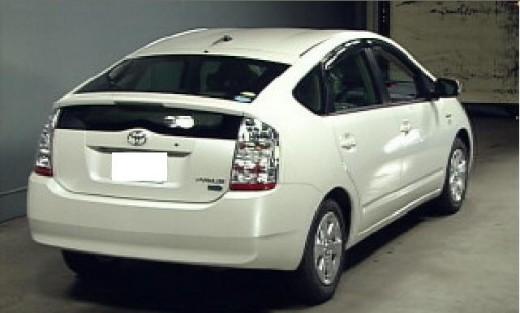 Toyota Prius Hybrid Car. The 2009 Toyota Prius