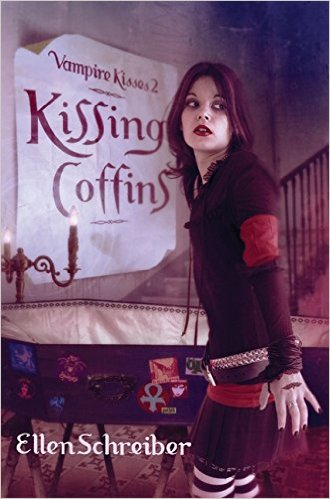 Vampire Kisses Kissing Coffins Second Novel