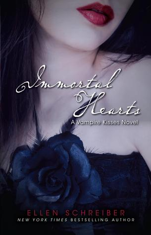 Vampire Kisses Immortal Hearts Ninth Novel