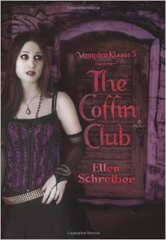 Vampire Kisses The Coffin Club Fifth Novel