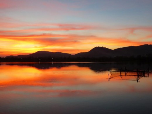 Khao Tao Reservoir