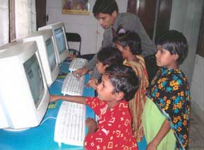 Using of e-resources and internet has created revolutions in education.