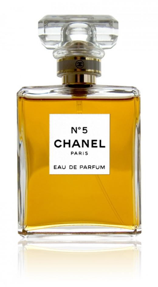 Chanel Number 5 has a floral-citrus fragrance.