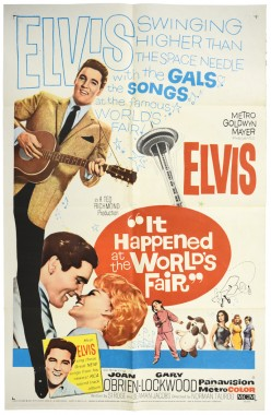 Film Review: It Happened at the World's Fair