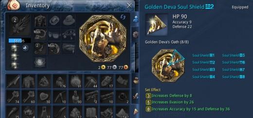 Complete Deva Soul Shield