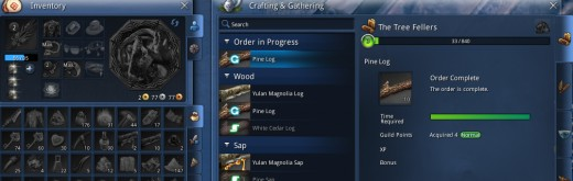 Blade and Soul Newbie Crafting