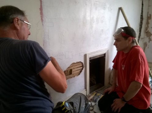Knowing a  good team of tradesmen is a great advantage and saves on time and money.
