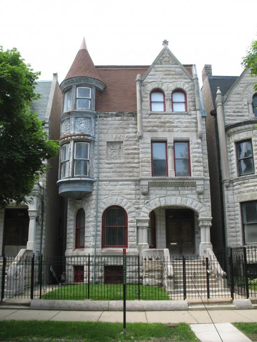 Registered as a National Historic Landmark