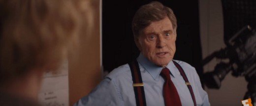 Robert Redford as Dan Rather