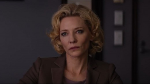 Cate Blanchett as Mary Mappes