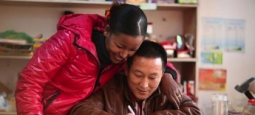 Africans and Chinese forging friendships in China