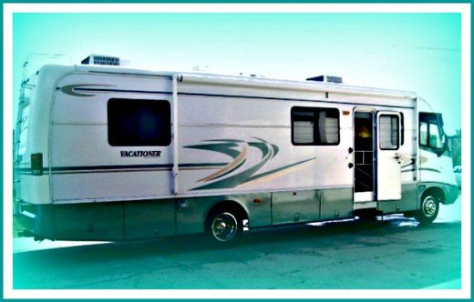 My current motor home.