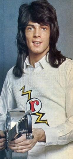 Teen hearthrobs of the 70s