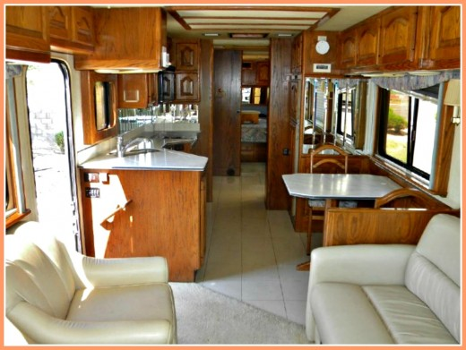 How To Clean And Sanitize The Interior Of Your Rv Axleaddict