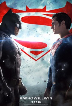 Is the movie 'Batman v Superman' kid-friendly?