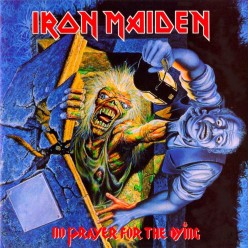 A Review of No Prayer for the Dying the 1990 studio album by Iron Maiden
