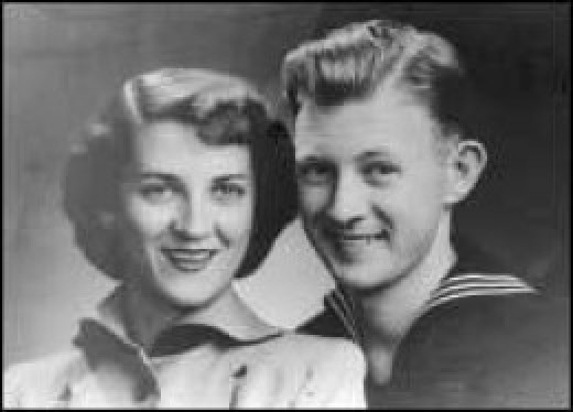 Frank and Audrey Marie Hilley