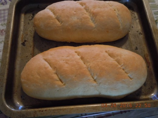 Free Formed Loaves