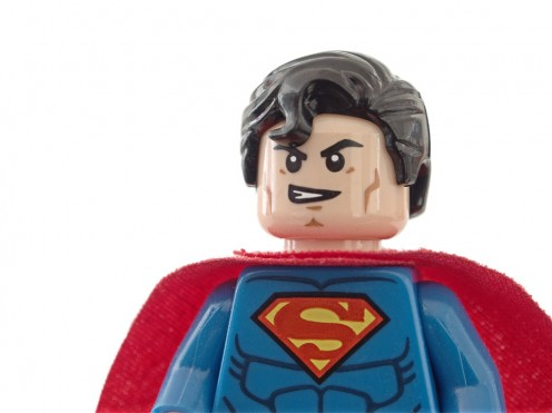 Look for a Lego Batman vs. Superman movie in the future.