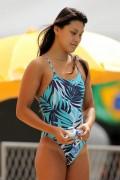 Tatiane Sakemi, Beautiful Brazilian Breaststroke Swimmer