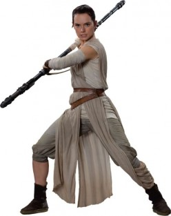 Make Your Own Rey Skywalker Costume - DIY Halloween Costume Ideas - Homemade How To Ideas
