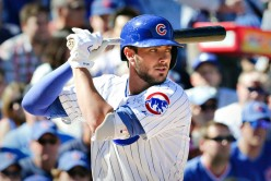 Power Hitter Kris Bryant
