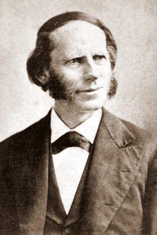 "The Rev. Thomas De Witt Talmage called New York City the ""modern Gomorrah"" for allowing the Tenderloin to exist."
