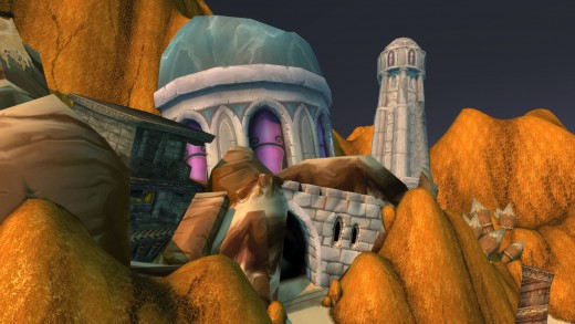 Main base of Brood of Nozdormu, located in Caverns of Time, Tanaris.