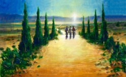 Our Journey From Jerusalem to Emmaus....the road goes on forever