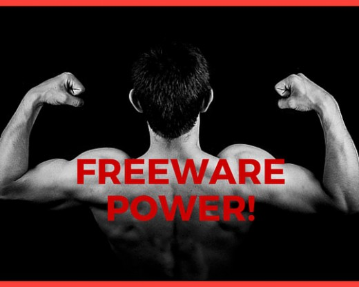 Freeware software can be just as powerful as the paid alternatives.