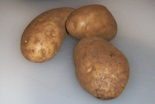Potatoes are a very versatile food.