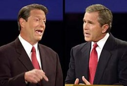 Gore vs Bush