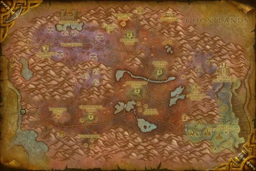 Location of Fiona, when you first start the quest-chain.