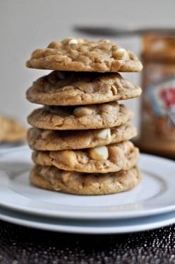 Super Delish Gluten & Dairy Free PB Cookies