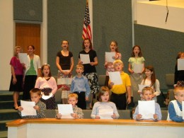Children's Music Ministry and Choir