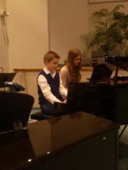Children's Music Program Piano