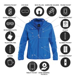 The Swiss Army Knife of Travel Jackets